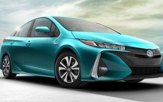 Расход топлива Toyota Prius — мифы и реальность