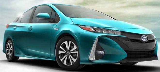 Расход топлива Toyota Prius