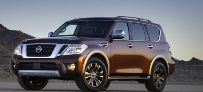 Nissan Patrol 5 и 6 поколения