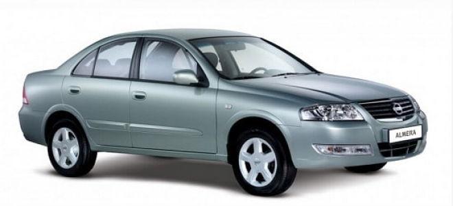 Расход Nissan Almera, отзывы владельцев