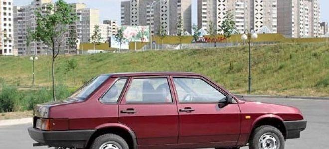 Реальный расход бензина ВАЗ 21099