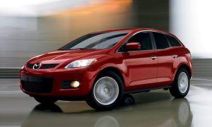 Mazda CX7 2.3 и 2.5 л. — расход топлива, способы экономии
