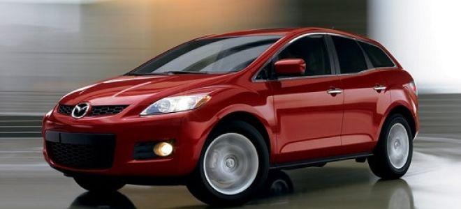 Mazda CX7 2.3 и 2.5 л.