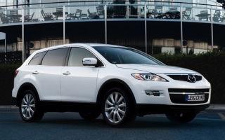 Mazda CX-9 1-е и 2-е поколение: расход топлива, отзывы