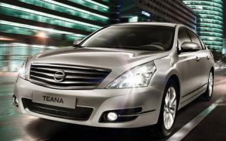 Nissan Tiana — расход бензина по паспорту и фактический