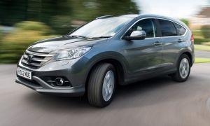 Honda CR-V: реальные данные по расходу топлива