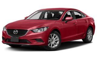 Расход топлива на Mazda 6 с разными типами двигателя