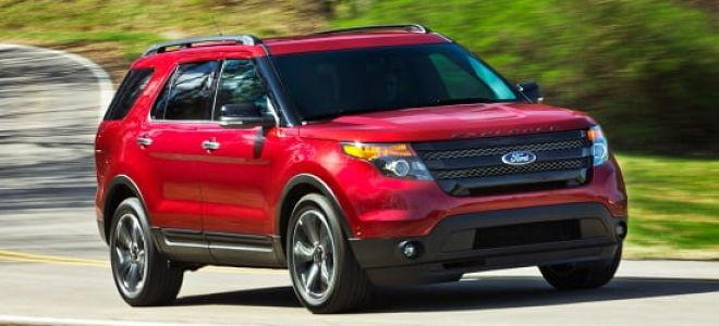 Ford Explorer — технические характеристики, расход топлива