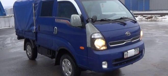 Kia Bongo 2 и 3 поколения: данные о расходе топлива