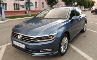 Данные о расходе Volkswagen Passat по паспорту и фактические по отзывам
