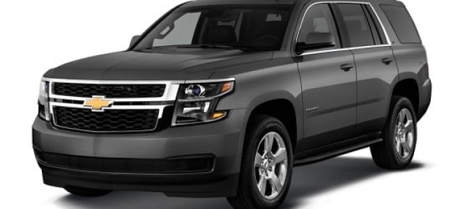 Chevrolet Tahoe — фактический расход топлива по нашим дорогам