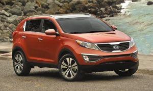 KIA Sportage: реальный расход бензина и дизеля