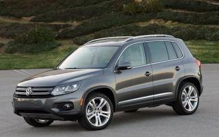 Volkswagen Tiguan: нормы расхода топлива и реальные