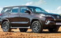 Toyota Fortuner — технические характеристики и расход топлива