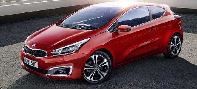 Kia Ceed: реальные показатели потребления топлива