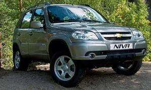 Chevrolet Niva — расход по паспорту и реальный