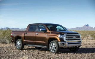Toyota Tundra — расход топлива по паспорту и фактический